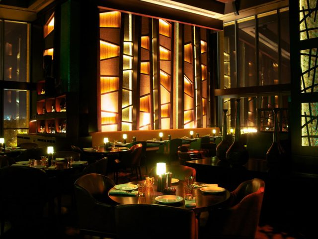 Pasifico Lounge and Dining